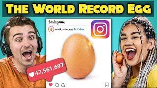 Video College Kids React To World Record Egg Vs. Kylie Jenner (Most Liked Post On Instagram) MP3, 3GP, MP4, WEBM, AVI, FLV Januari 2019