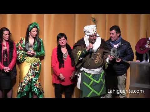 Premio Gran-Vía de Oro en el Carnaval de Isla Cristina