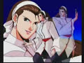 The animated intro to KoF 98 for the Dreamcast.