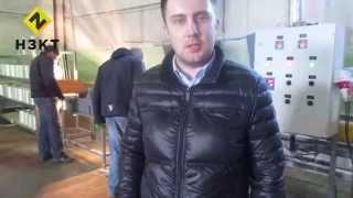 г. Курск. Интервью с коммерческим директором предприятия КЗКМ Зубаревым К.
