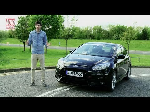 2012 Ford Focus ST review - Auto Express