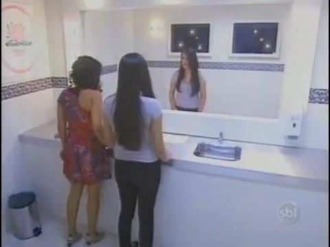 Brazilian Prank Mirror