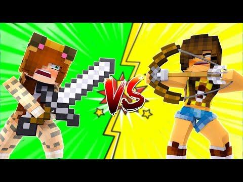 Minecraft Dragons - TINA'S ENEMY !? (Minecraft Roleplay - Episode 3) (видео)