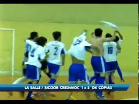 DK Cópias/Quadrangular Peças vence municipal de futsal em Xanxerê