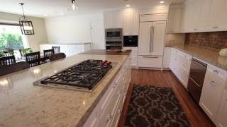 Testimonial of a Custom Rustic Transitional Design Build Kitchen Remodel in Tustin