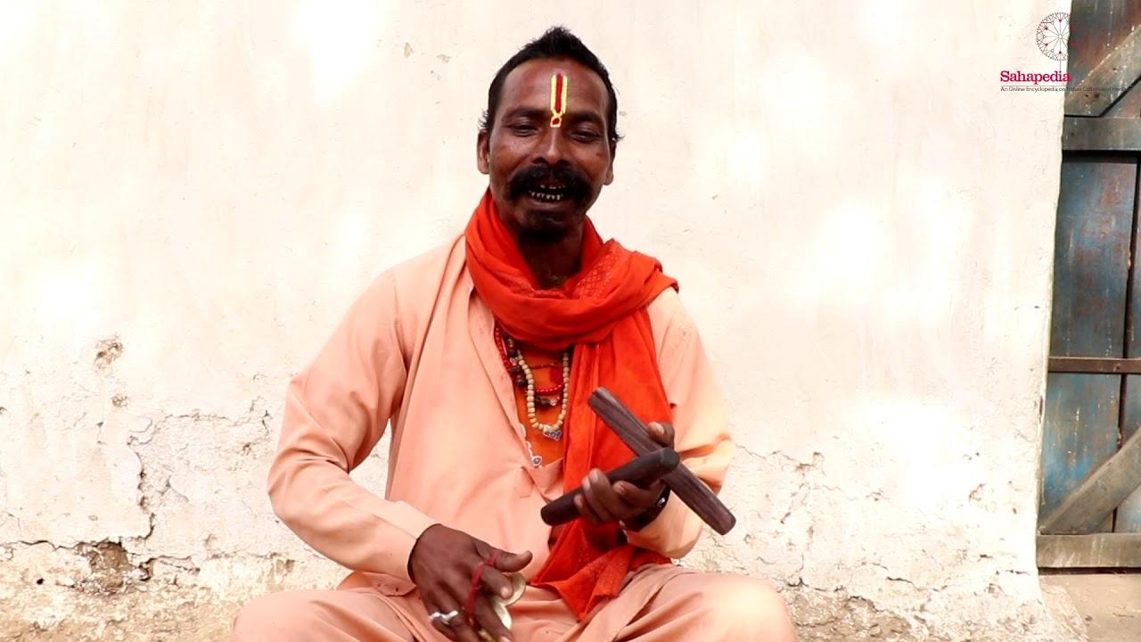 रामप्रसाद वासुदेव द्वारा श्रवण कुमार  कथा  गायन | Ramprasad Vasudeva Performing the tale of Shravan Kumar