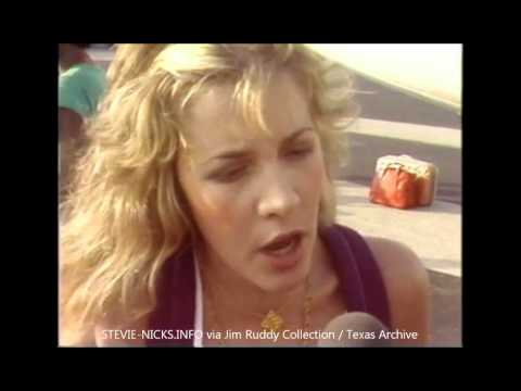 Nicks - The Jim Ruddy Collection @ TexasArchive.org This footage, taped for the CBS-affiliate KDFW, contains a short, unedited interview with Stevie Nicks, the front...