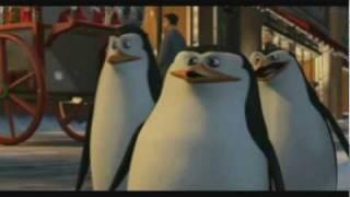 The Madagascar Penguins & Christmas