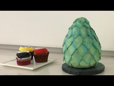 H «μανία» του Game of Thrones χτύπησε και τα cupcakes!