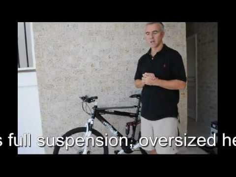 WeeRide Baby Child Safest Bike Seat Fitting Video 2012