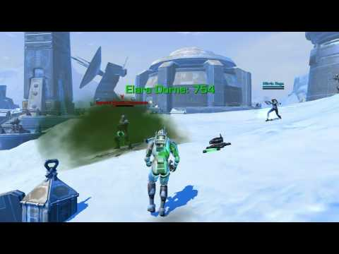 SWTOR Dance Exploit