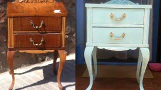 Cómo empezar a restaurar muebles antiguos