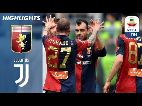 Genoa 2-0 Juventus | Crucial VAR Decision Denies Dybala Opening Goal  | Serie A