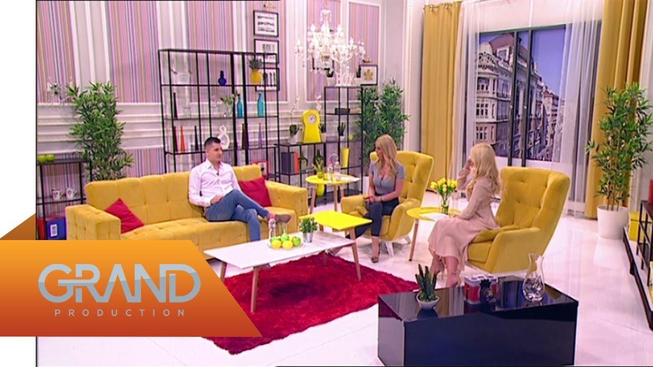 Andrija Marković, Petar Nisić, Slobodan Đurković – Grand Magazin – (TV Grand – april)