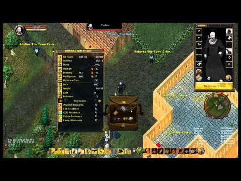Pig Plays – Ultima Online Enhanced Client Part 1