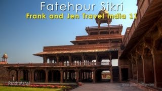 Fatehpur Sikri India  city photos gallery : Ghost Palaces of Fatehpur Sikri, Agra - Frank & Jen Travel India 11