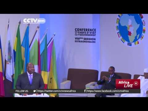 Leaders discuss trade and security concerns in the Central Africa