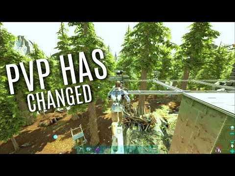 PVP HAS CHANGED! And Building Up - Official PVP (E6) - Valguero