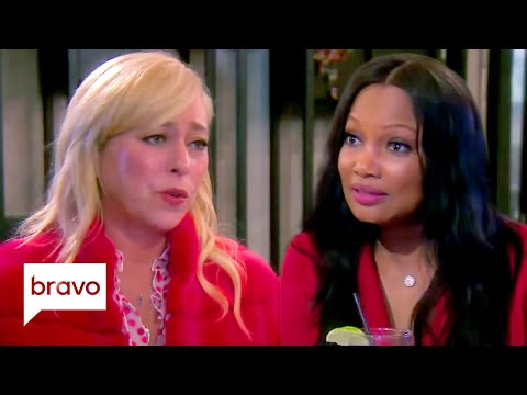 Garcelle Beauvais to Sutton Stracke: How'd You Get Your Money? | RHOBH Highlights (S10 Ep11)