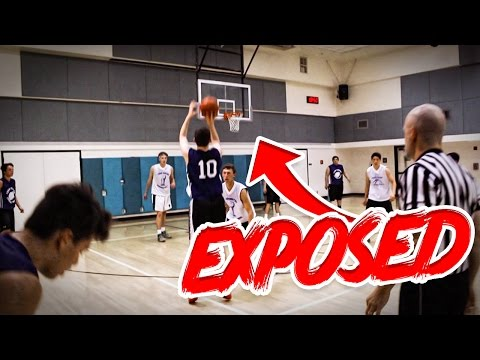 I GOT EXPOSED! BASKETBALL SEASON #4