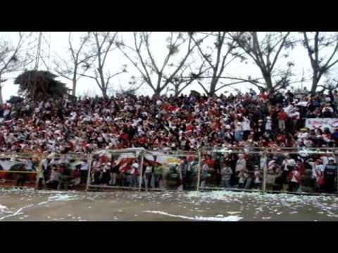 CURICANOS EN EL FISCAL DE TALKAKA - Los Marginales - Curicó Unido - Chile - América del Sur
