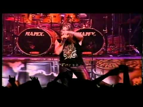 Angra - Carry On - HD - LIVE