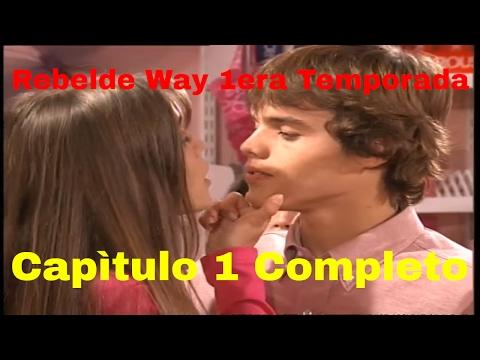 Rebelde Way – Capítulo 1 Completo