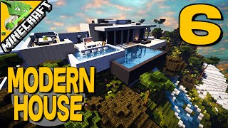Minecraft Modern Builds Showcase - modern house 6