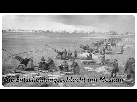 2. Weltkrieg: Die Entscheidungsschlacht von Moskau