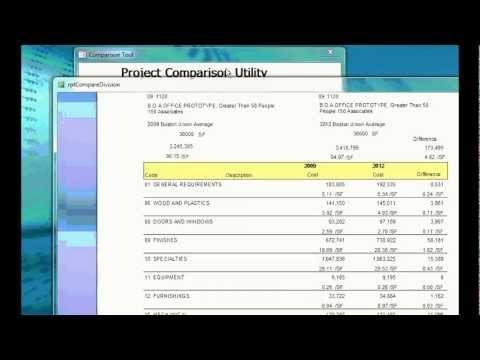 Comparing Construction Cost Estimates