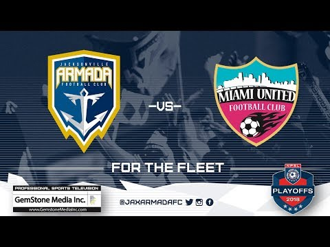 Sunshine Conference Playoffs – Semifinals Vs. Miami United FC