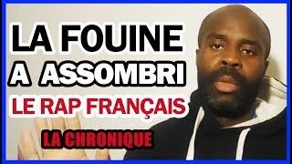 La Fouine a assombri  le rap français