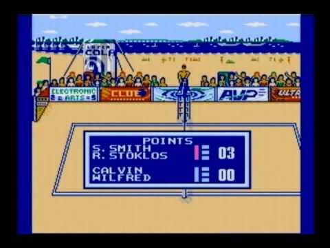 volleyball nes coolrom