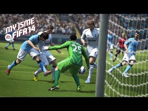 FIFA 14 - PC, Xbox 360 a PS3 trailer