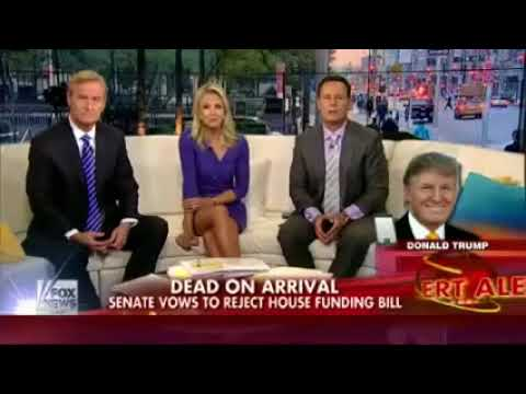Donald Trump Talks Government Shutdown, Sep 20 2013