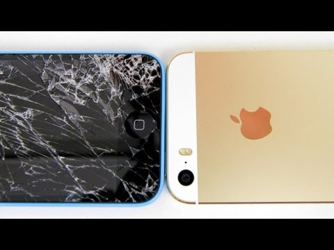 unboxtherapy - Subscribe for more iPhone 5s / 5c coverage. http://youtube.com/unboxtherapy Welcome to our iPhone 5c drop test. In this drop test, we use the new 120fps Slo-...