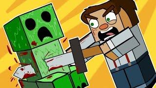 Minecraft Story Mode 3 (Funny Animation)