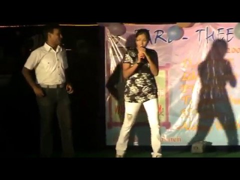ICFAI Universiry Awesome Mimicry of Faculty by Students of ICFAI National College, INC