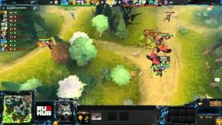 DC vs Virtus.Pro, game 2