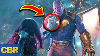 Video 10 Thanos Weaknesses Marvel Keeps On The Down Low MP3, 3GP, MP4, WEBM, AVI, FLV Oktober 2018
