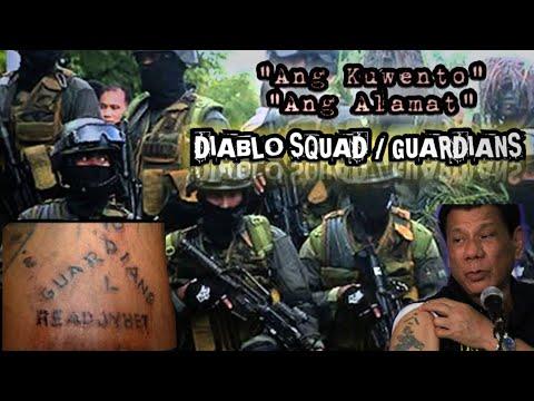 Guardians/Diablo Squad, Ang Kuwento, Ang Alamat.