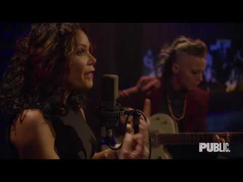 Lioness performed by Daphne Rubin-Vega and Erin McKeown