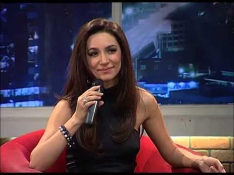 Песни со звездами ЭКТВ, певица Зара (видео)
