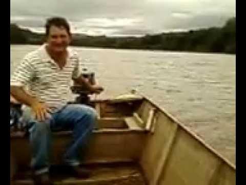 Henrique no rio piquiri quarto centenario