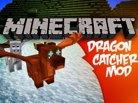 Minecraft: Dragon Catcher Mod