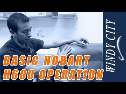How to start up hobart h600 mixer tutorial Windy City Restaurant Repair & Maintenance Tips