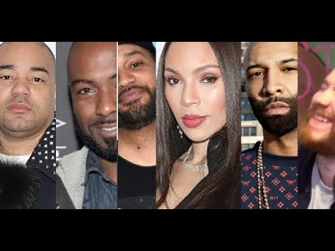 DJ Envy and Wife GO CRAZY Talking Desus, Mero and Rory From Joe Budden Podcast ALL BANNED FROM BC