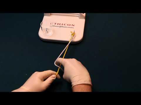 Tutorial chirurgisches Knüpfen