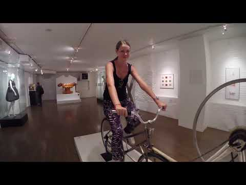 gratis download video - Riding-The-Dildo-Bike-at-The-Sex-Museum-NYC