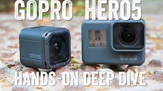 Video GoPro HERO5 IN-DEPTH! Hands-on! MP3, 3GP, MP4, WEBM, AVI, FLV Juli 2018